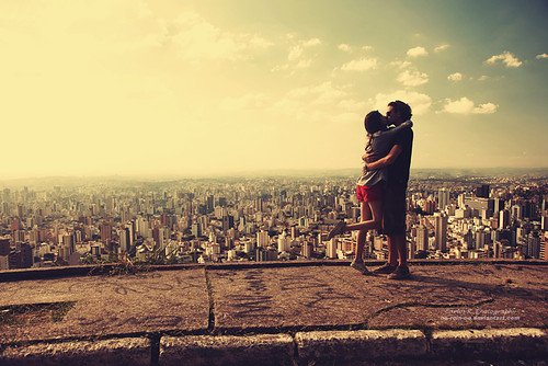 « C'est le temps qui mûrit l'amour. L'amour grandit et se solidifie dans la patience... »