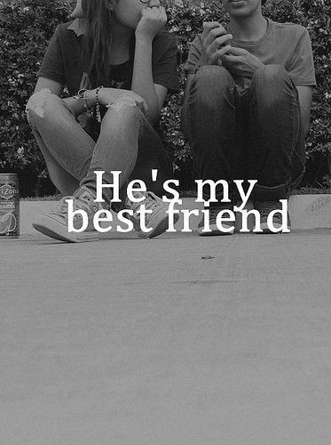 C'est dingue de ne pas trouver un bon texte sur une amitié fille garçon !