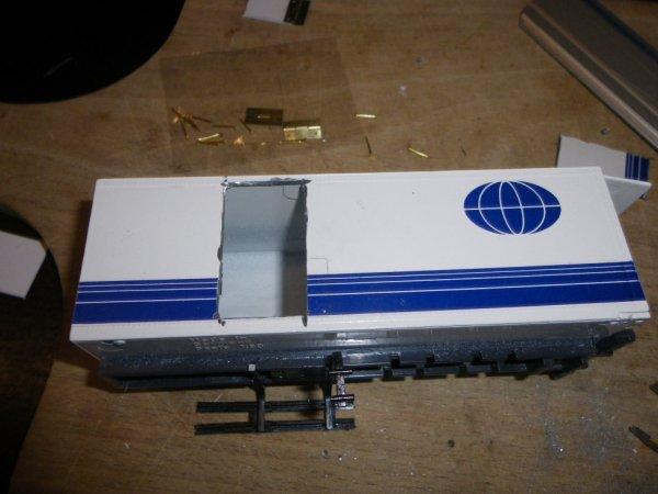 Convoi groupe électrogène + matériel électrique
