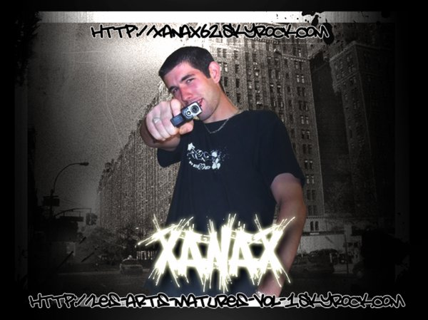 """Presentation De Xanax """" Le Babtou Rital """""""