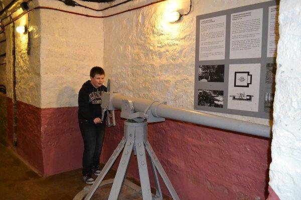 visite du fort du Scoenenbourg