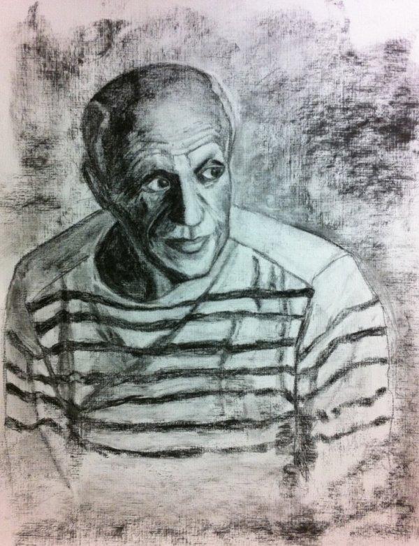 Essai - Picasso