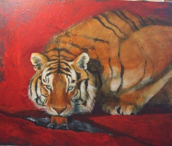 Le tigre
