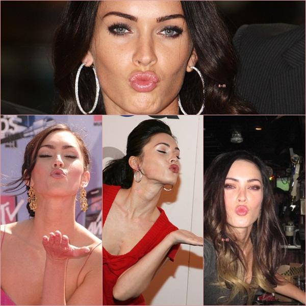 Megan vous embrasse