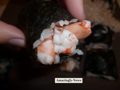 Miam, ce soir c'est Sushi !