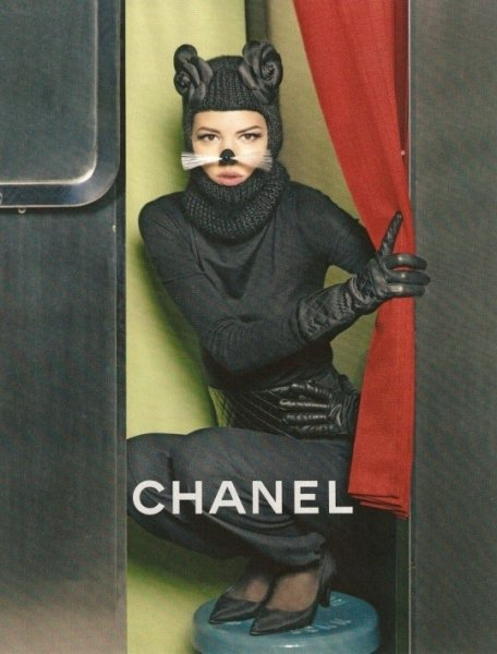 Coup de Coeur // Freja pour Chanel