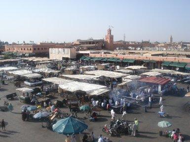 في المغرب