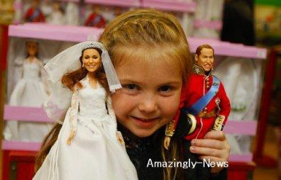 Ce qui a marqué 2011 - Le mariage Princié