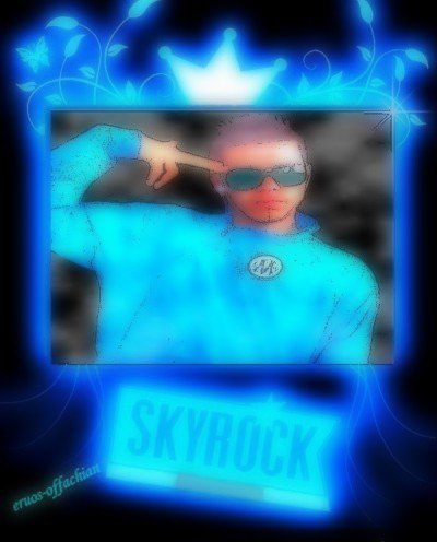 roi de skyrock :p