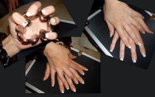 Mais Poze de manicure x3