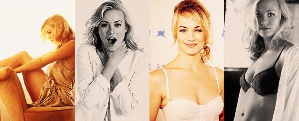 Les blondes/châtains. #3