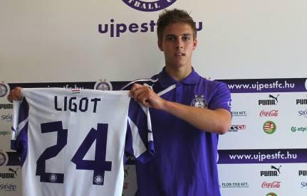 """Simon Ligot le Schaltinois :) """" Gratulálunk, és jó szerencse, hogy simon """" :) :)"""