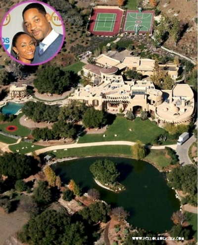La maison de la famille smith jaden smith for Maison will smith
