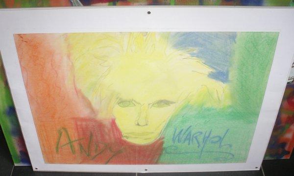 NOUVEAU DESSIN Andy Warhol