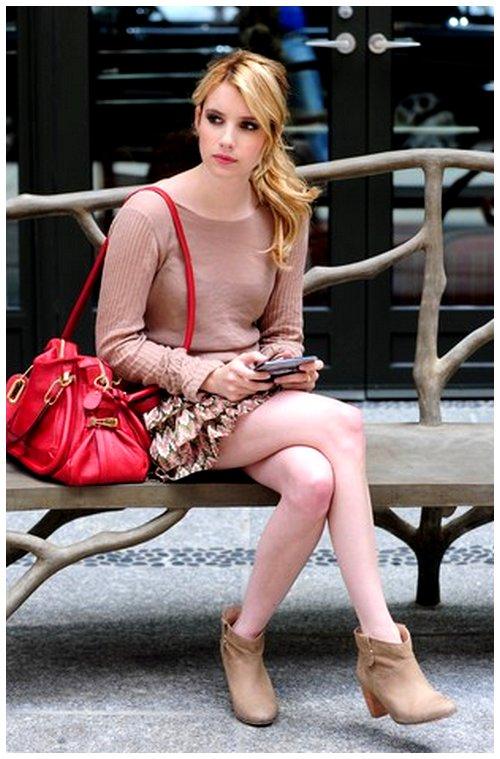 *  * Emma Roberts .