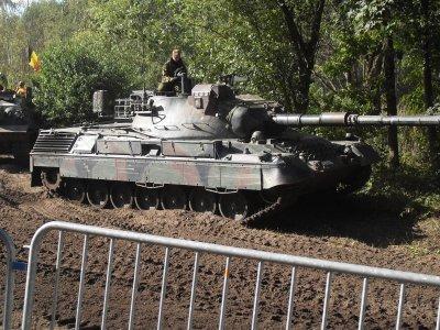 le char tigre LEOPARD TYPE 2