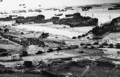 Omaha Beach, le 6 juin 1944