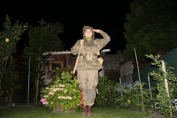 Soldat Brick a broc au rapport!!!!!!! :D