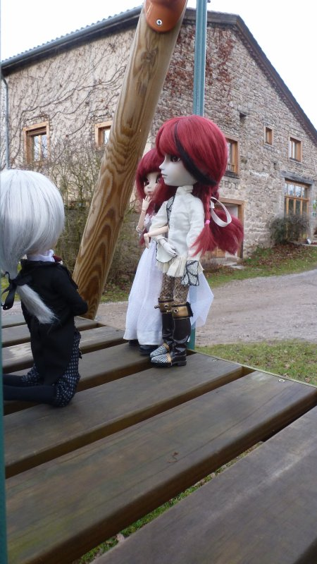 Le mariage de Mitsuki et d'Akemi!