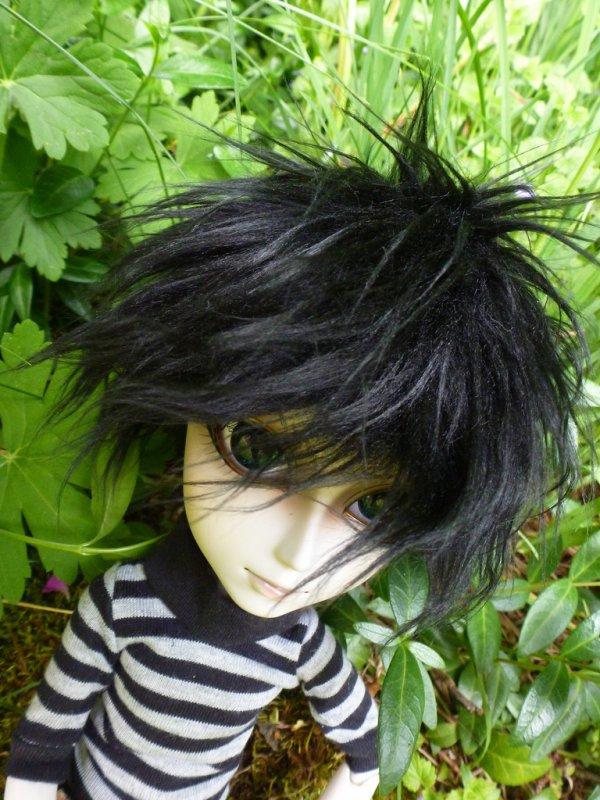 Dans l'herbe après la custo! (5)