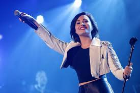Demi Lovato bientôt juge dans X Factor UK 2015 ?