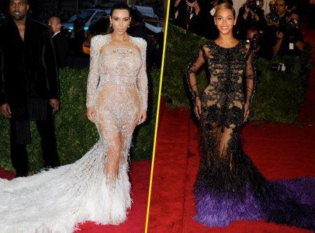 Kim. K Vs Beyoncé .. Qui l'emportera ?