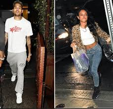 "Karrueche Tran à Chris Brown : ""Je fais ce que je veux bordel !"""