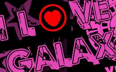 I LOVE GALAX !!! <3