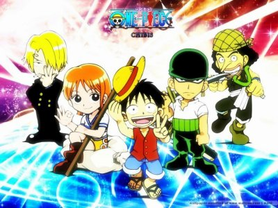 one piece enfant