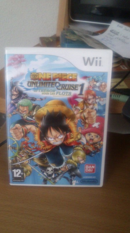 jeu one piece