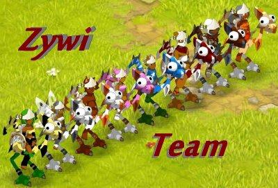 Blog Dofus de la Zywi-Team sur le serveur Sumens :)