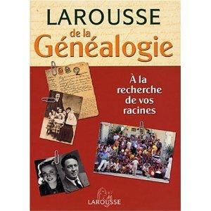 GENEALOGIE par Larousse