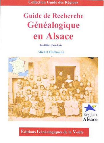 Guide de recherche généalogique en Alsace