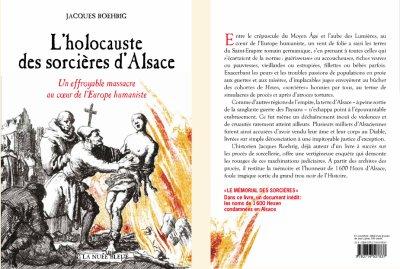 """livre """"L'holocauste des sorcières"""""""