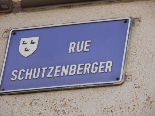 Famille Schutzenberger