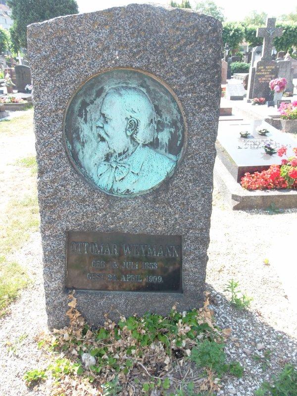 Ottomar Weymann (1853-1909)