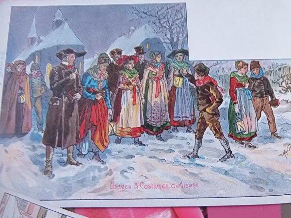 les Us et Coutumes d'un Noël en Alsace
