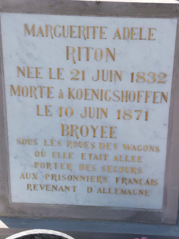Rue Adèle Riton - Strasbourg