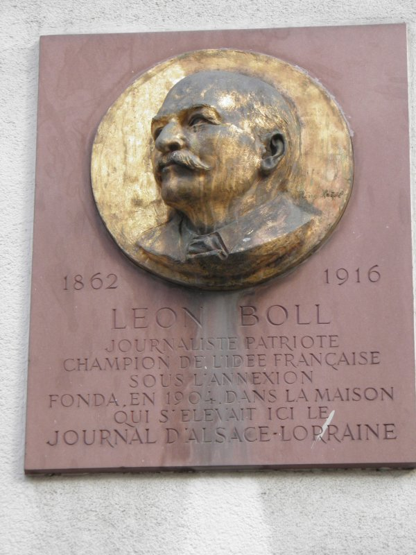 Francois Joseph Leon Boll (1862-1916)