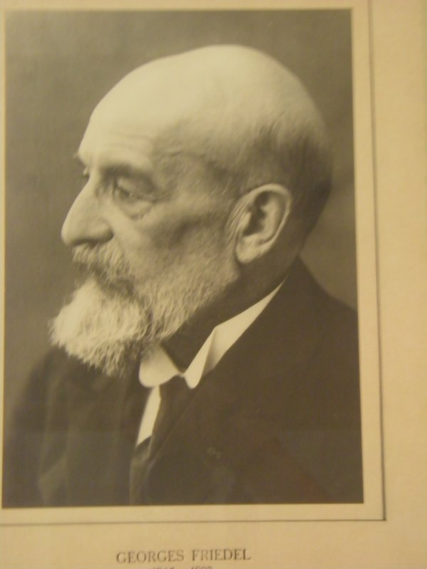 Georges Friedel (1865-1933)