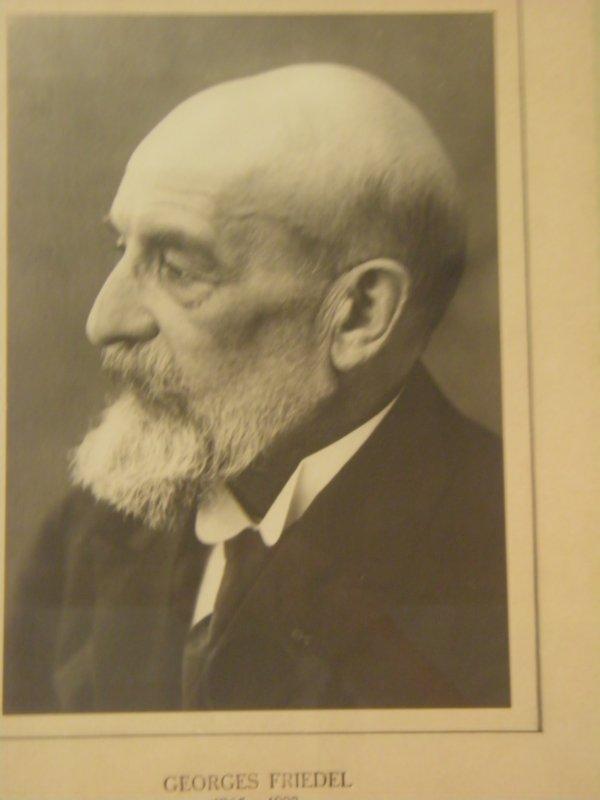 Georges Friedel (1865-1933)
