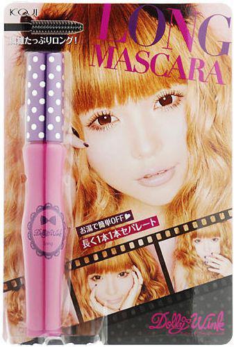 Koji dolly wink , la marque de maquillage la plus populaire chez les Gyaru