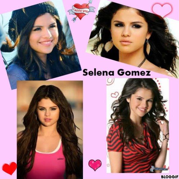 Selena gomez <3 :)