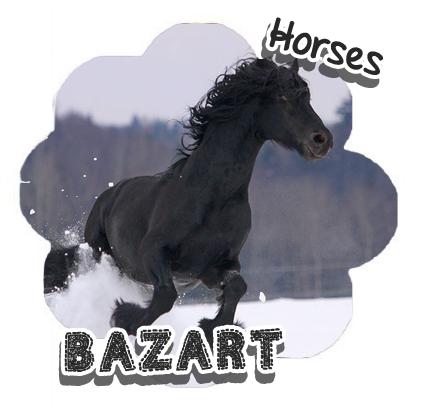 ♪ Tout sur les chevaux. Juste pour toi ♪