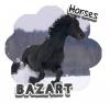 Horses-Bazart