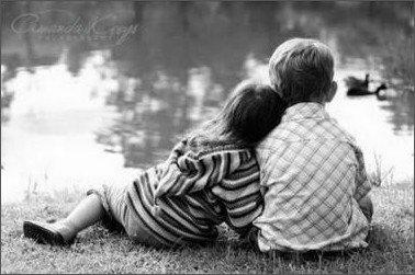 « Un moment sur ma route j'ai rencontré l'amour.. »