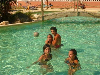 Camping les Fontaine 2010 <3 (: