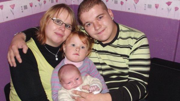 mes 3 plus grands mes beau enfants et mes 5 petit enfants