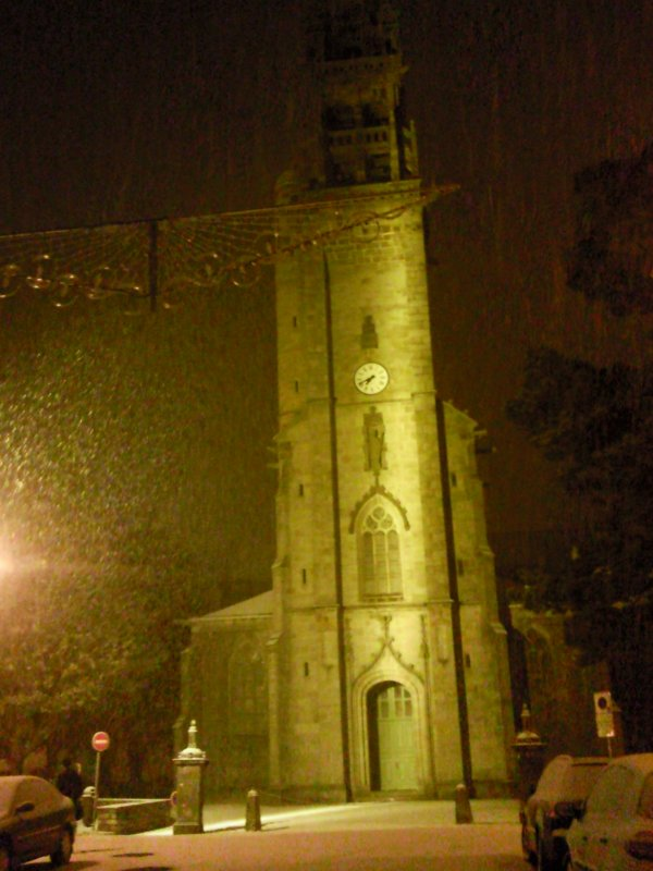 Le point sur les épisodes neigeux du 1er décembre.