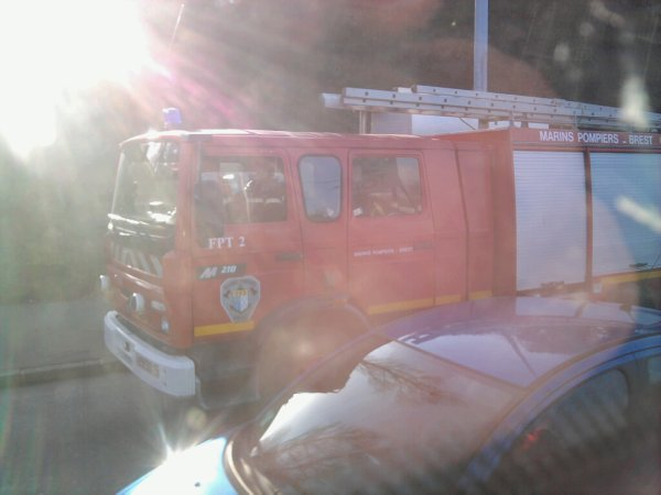 PCM et FPT2 Marins Pompiers de Brest